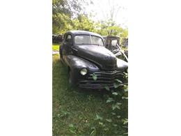 Picture of '48 Chevrolet Stylemaster located in Michigan Offered by Classic Car Deals - O096