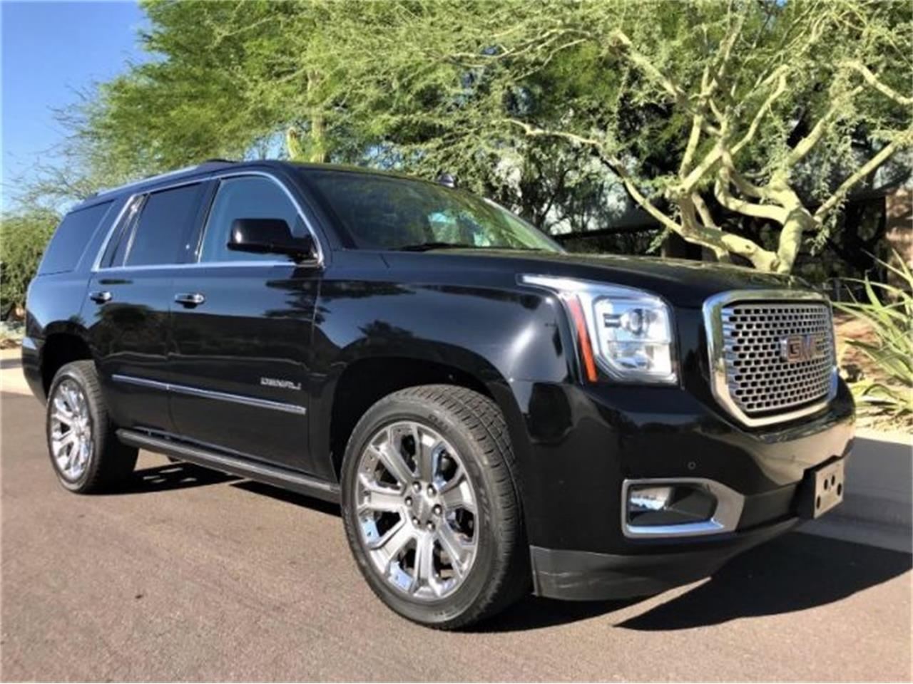 2015 Gmc Yukon Denali For Sale Cc 1127420 Large Picture Of 15 O5x8