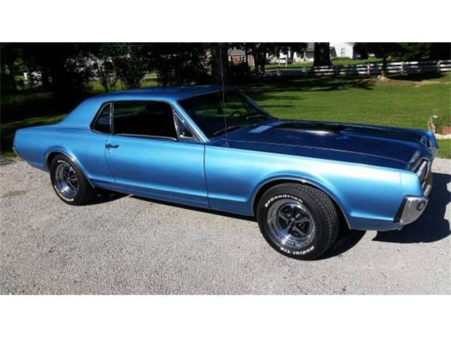 Picture of '67 Cougar - O5X9