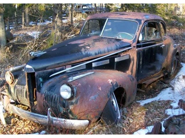 Picture of Classic 1940 Cadillac LaSalle located in Cadillac Michigan - $5,895.00 - O0RR