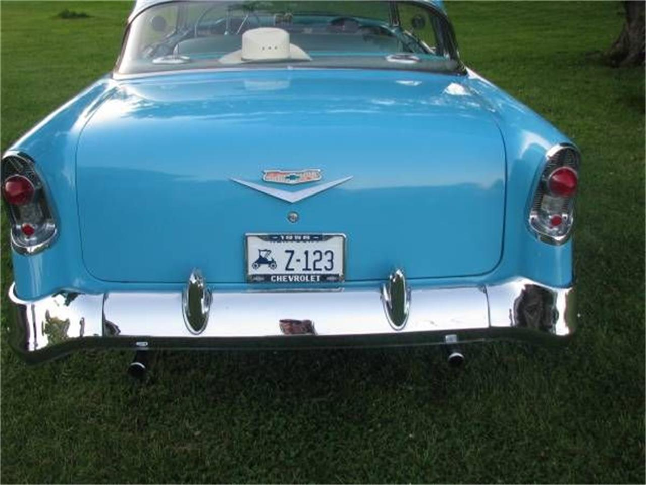 Large Picture of '56 Sedan - O5XX