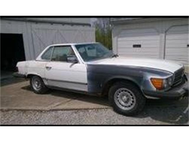 Picture of '78 450SL - O5YG