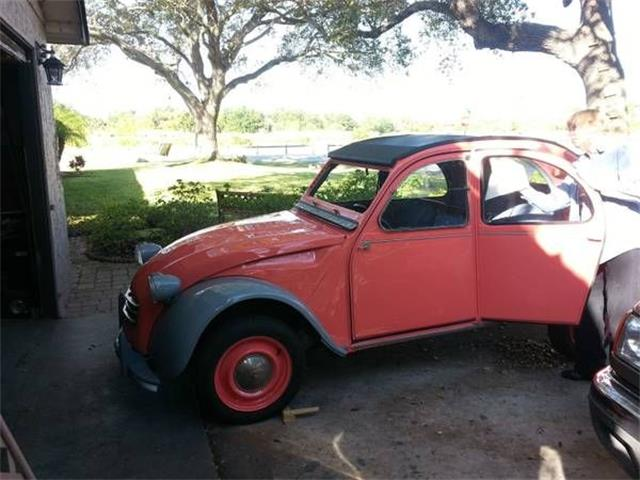 Picture of '60 2CV - O5Z1