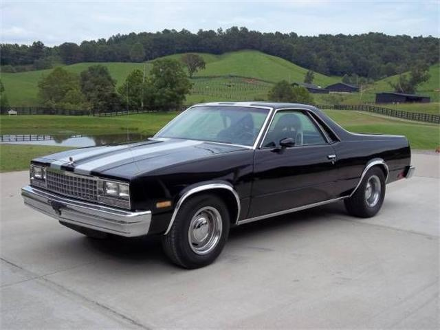 Picture of '85 El Camino - O5Z6