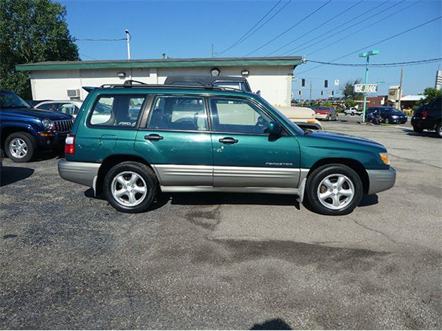 Picture of '01 Forester - O5ZL