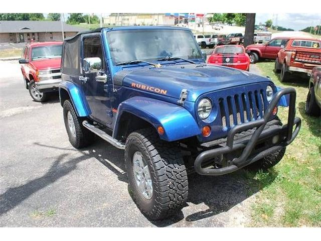 Picture of 2009 Jeep Wrangler Offered by  - O5ZX