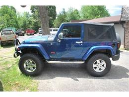 Picture of '09 Wrangler - O5ZX