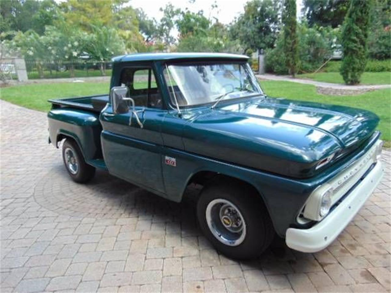 1966 Chevrolet C10 For Sale Cc 1127521 Pick Up Large Picture Of 66 Offered By Classic Car Deals O601