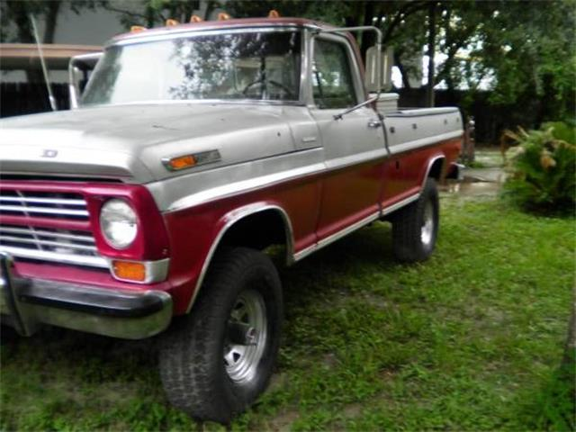 Picture of '68 F250 - O60K
