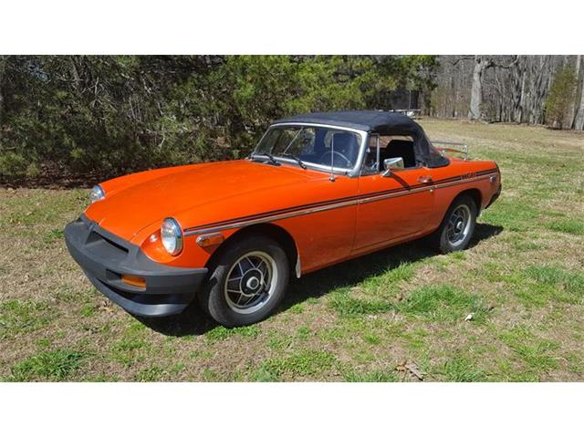 Picture of '78 MGB - O614