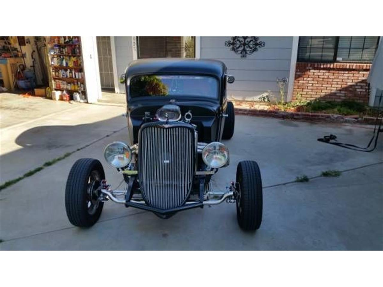 Large Picture of '33 Coupe - O621