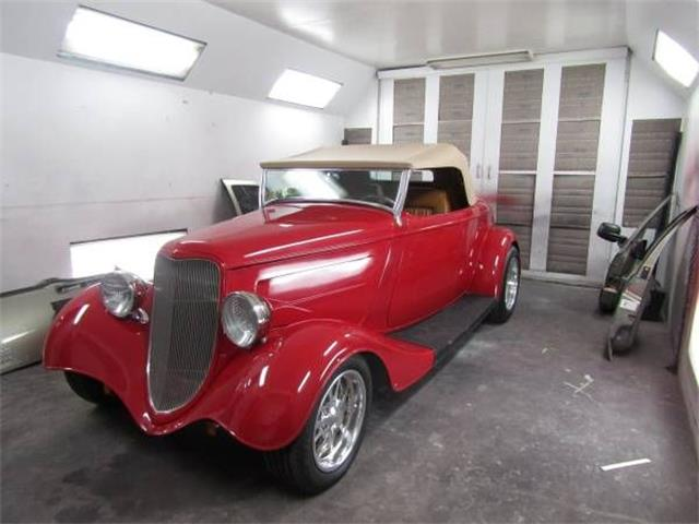 Picture of '33 Roadster - $89,995.00 - O623
