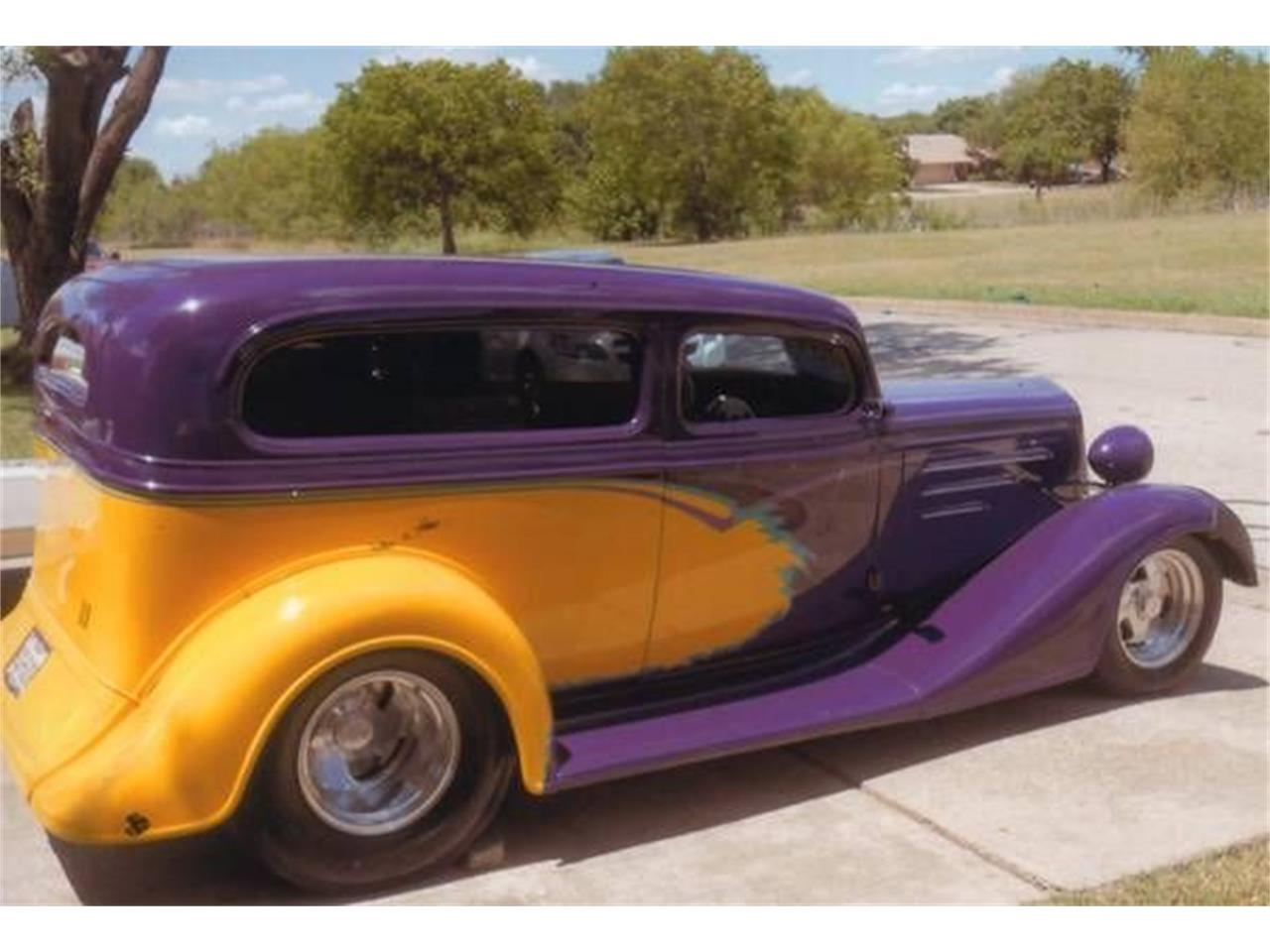 Large Picture of '34 Chevrolet Sedan located in Cadillac Michigan - O626
