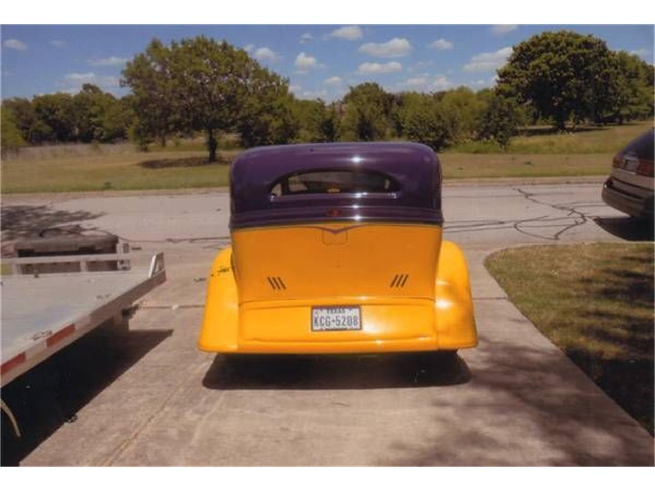 Large Picture of 1934 Chevrolet Sedan located in Cadillac Michigan Offered by Classic Car Deals - O626