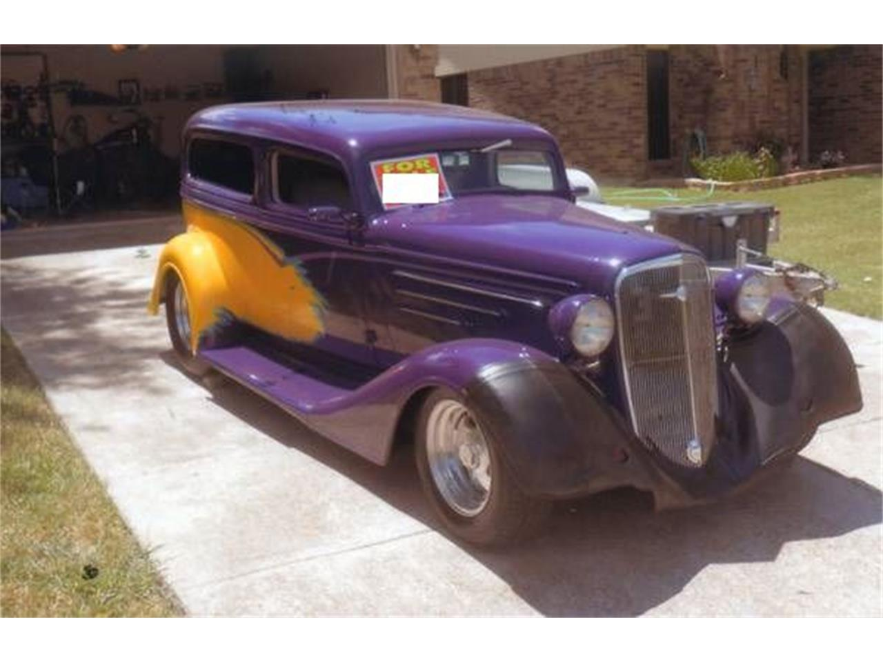 Large Picture of Classic 1934 Chevrolet Sedan located in Cadillac Michigan - $50,995.00 - O626