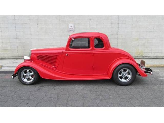 Picture of '34 Coupe - O62A