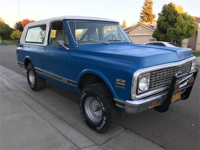 Picture of '72 Blazer - O62G