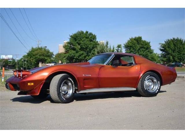 Picture of '75 Corvette - O62T