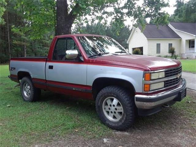 Picture of '90 Silverado - O62V