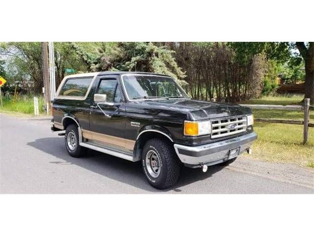 Picture of '88 Bronco - O62Z