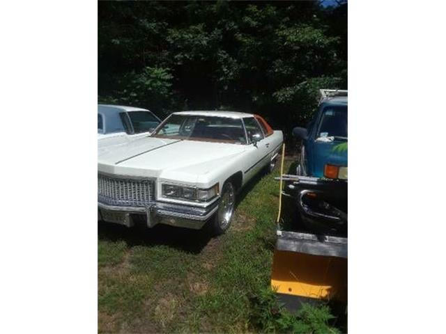Picture of '75 Coupe DeVille - O0SC