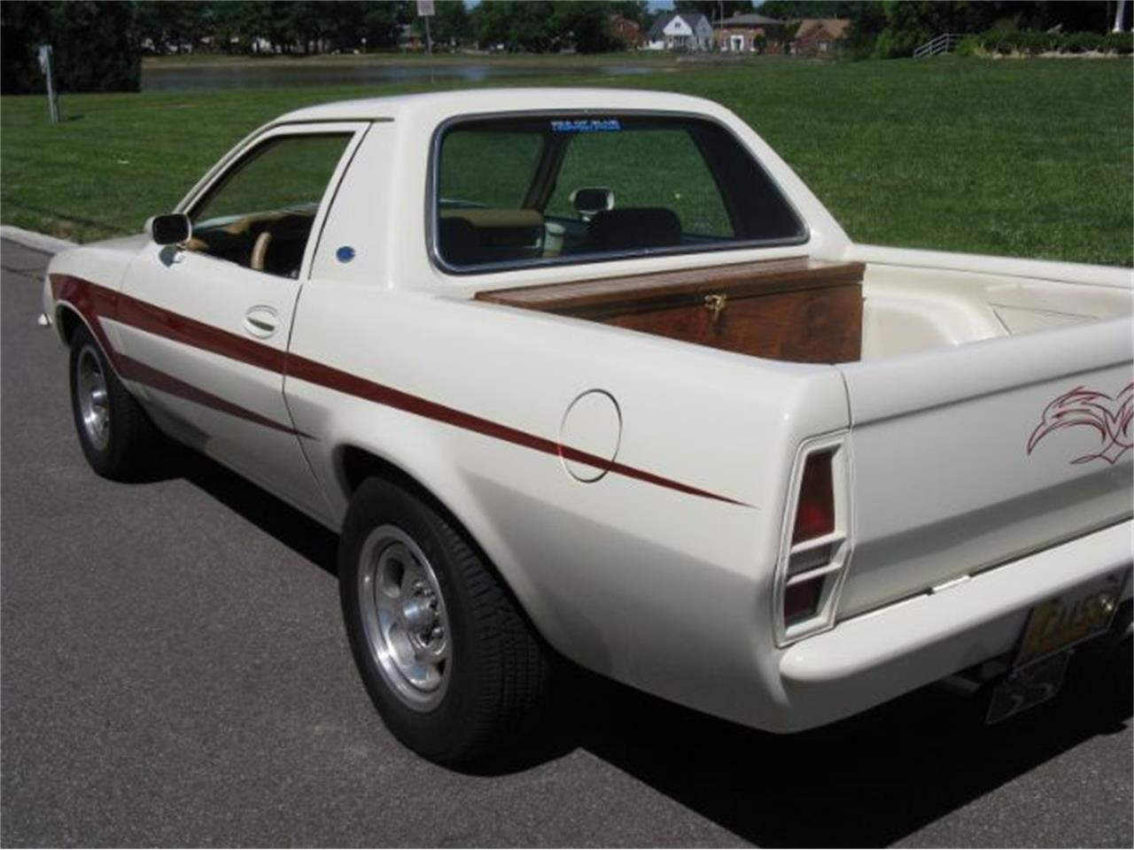 1980 Ford Pinto For Sale Cc 1127650 Bucket Truck Large Picture Of 80 O63m