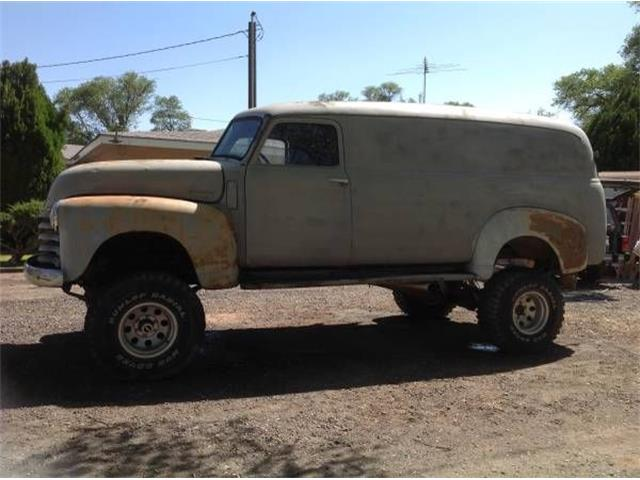 Picture of '49 Panel Truck located in Cadillac Michigan - $30,995.00 - O641