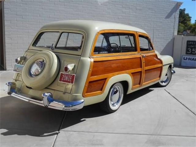 Picture of '51 Woody Wagon - O649