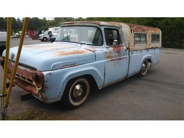 Picture of 1957 F100 located in Cadillac Michigan - $6,495.00 Offered by  - O0SG