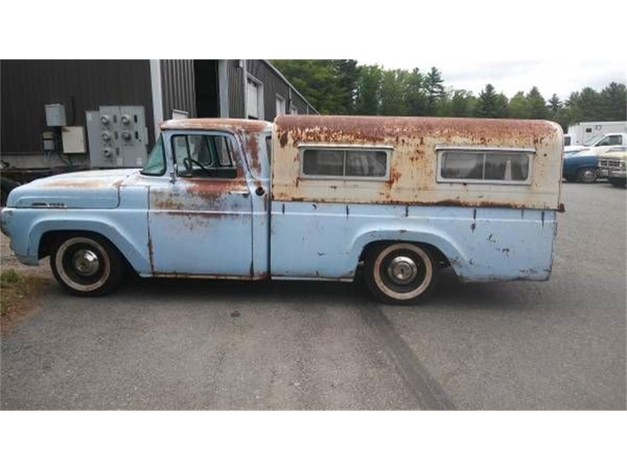 Large Picture of '57 F100 - O0SG