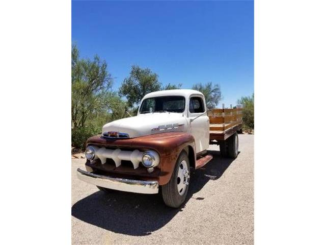 Picture of '51 F6 located in Michigan - $23,995.00 - O64S
