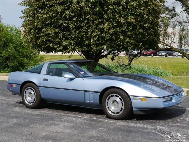 Picture of '84 Corvette - O666