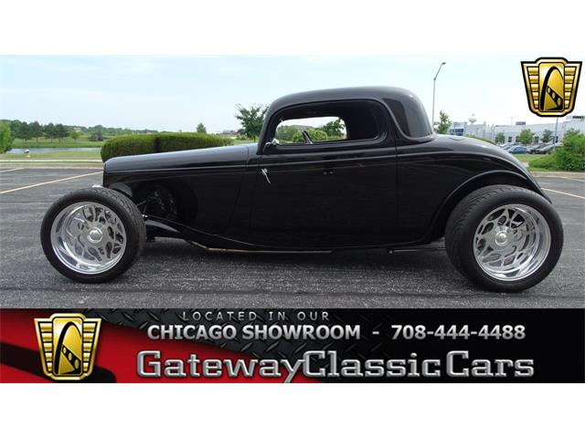Picture of '34 3-Window Coupe - O66J