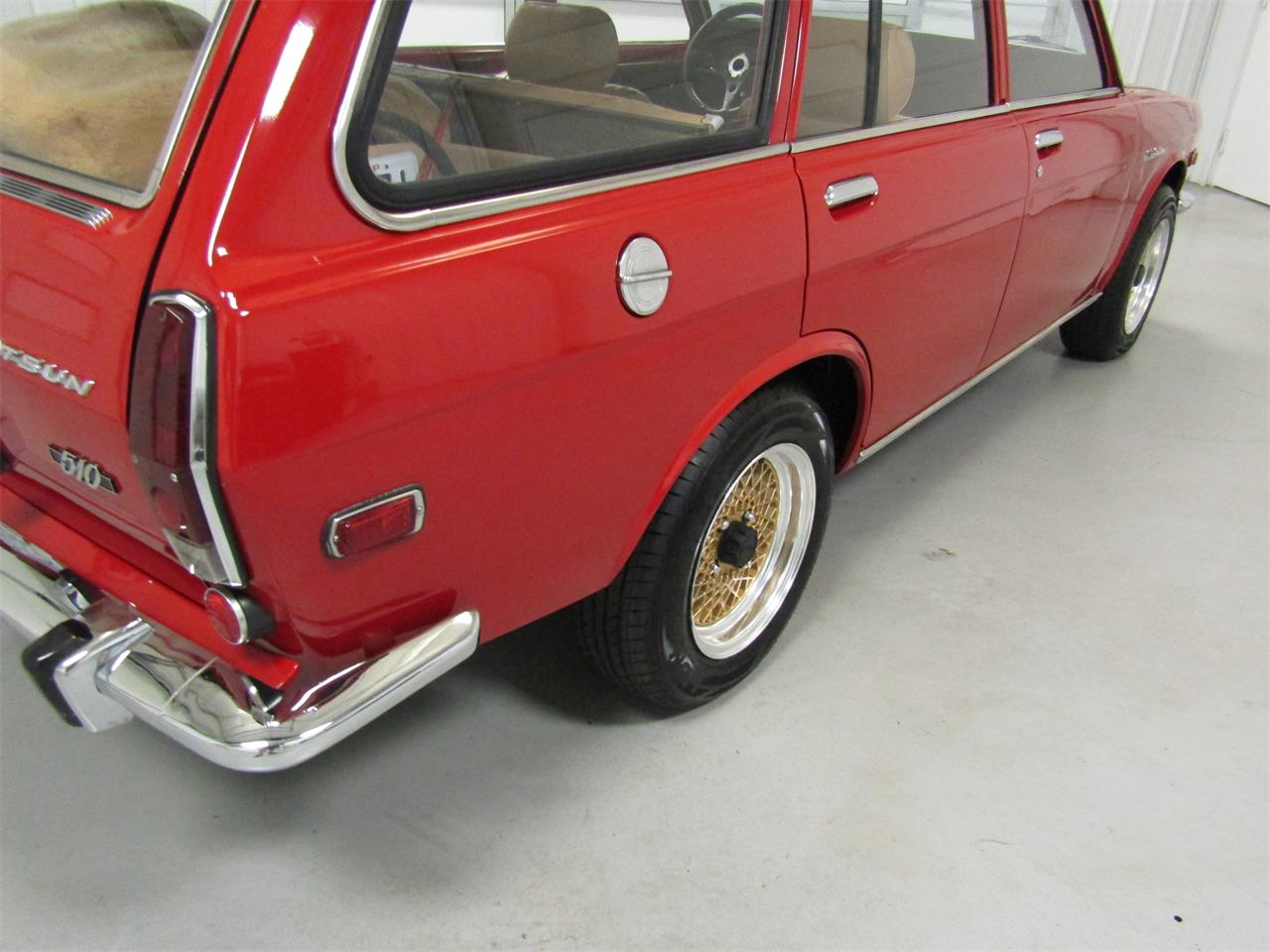 Large Picture of Classic '70 Datsun 510 located in Christiansburg Virginia - $19,900.00 Offered by Duncan Imports & Classic Cars - O676
