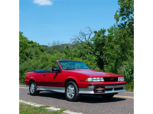 Picture of '89 Chevrolet Cavalier located in St. Louis Missouri - O67B