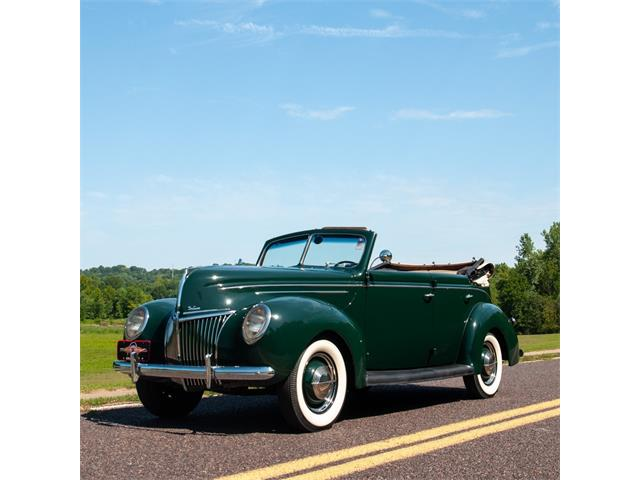 Picture of 1939 Ford Deluxe - O67G