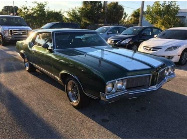 Picture of '70 Cutlass - O0SS