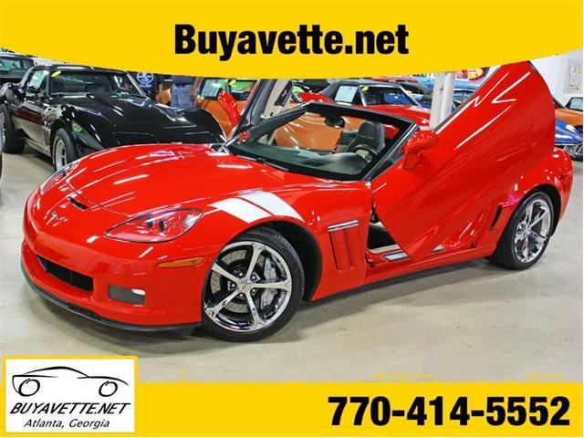 Picture of '10 Corvette - O67Y