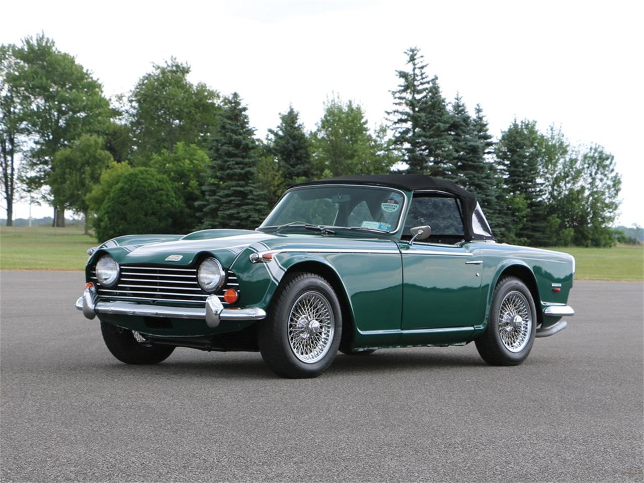 Picture of '67 TR250 - O67Z