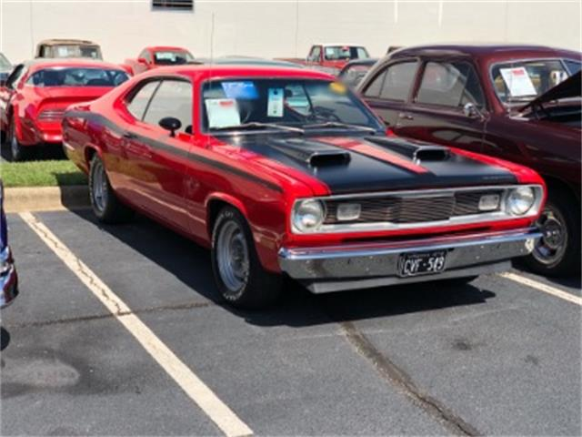 Picture of '72 Duster - O681