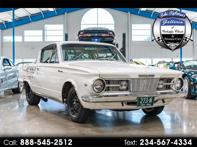 Picture of '64 Barracuda - O682