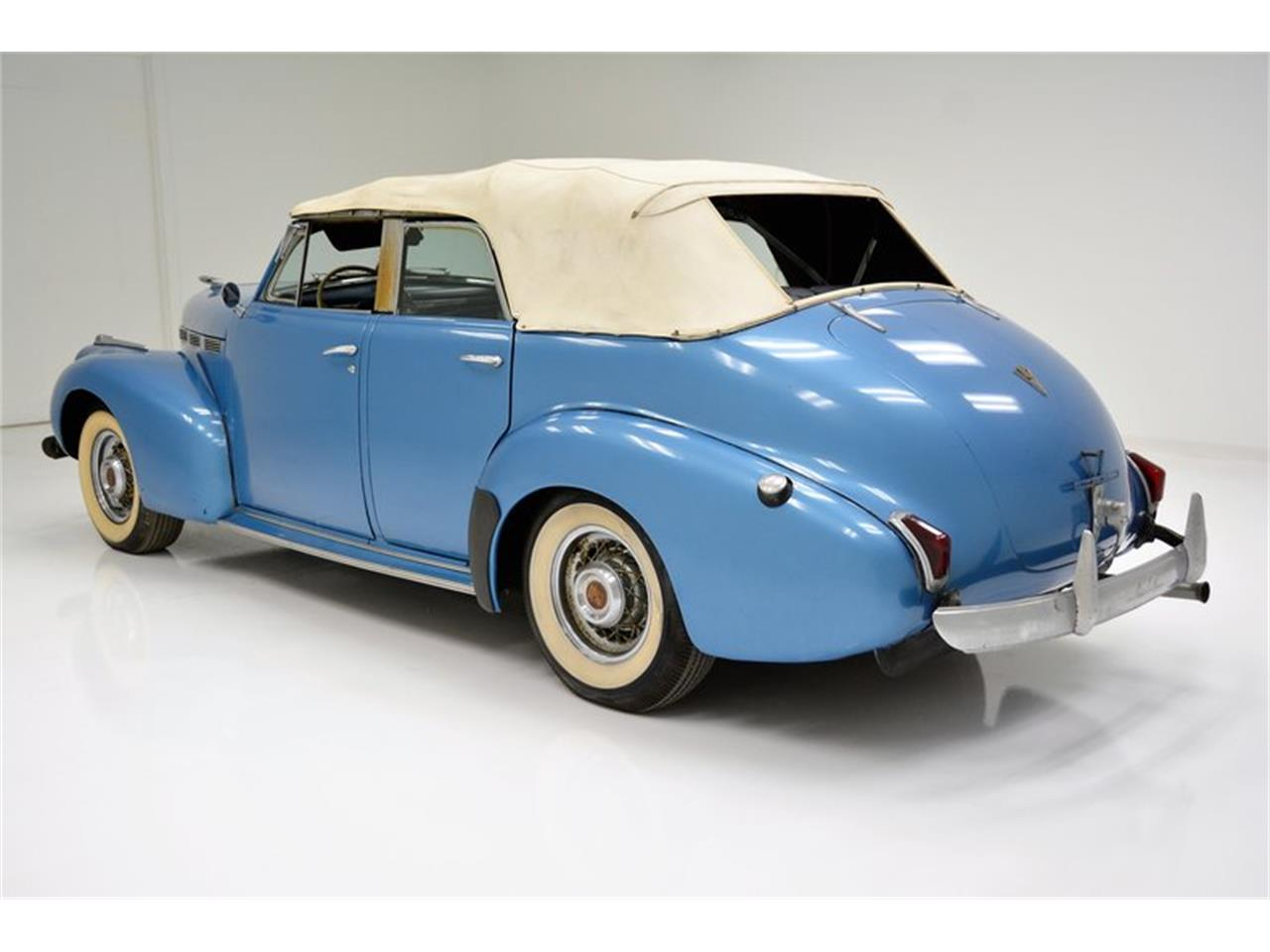 Large Picture of '40 Convertible Sedan - O68G