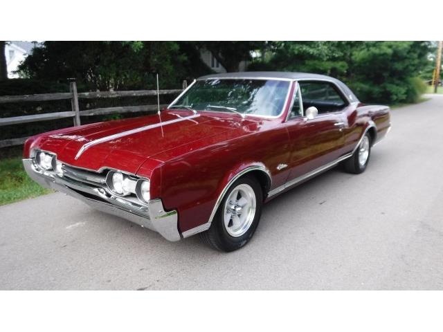 Picture of '67 Cutlass - O68I