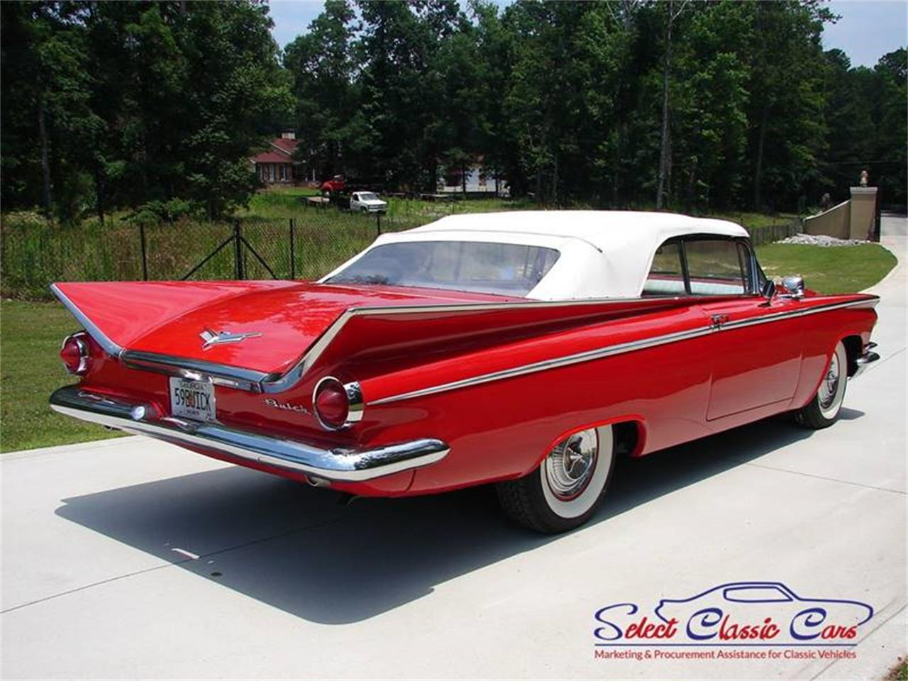Large Picture of Classic '59 Buick LeSabre - $45,500.00 - O68N