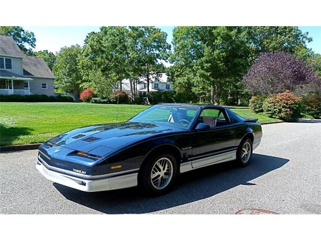 Picture of 1986 Pontiac Firebird Trans Am - $17,395.00 - O0SZ