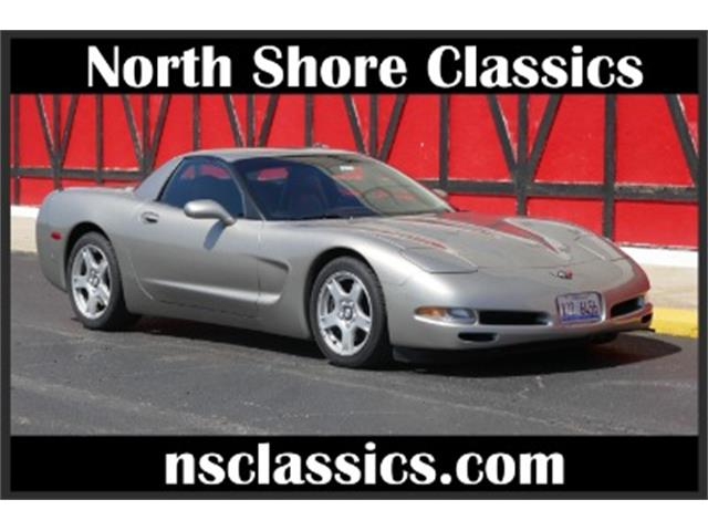Picture of '99 Corvette - O6AF