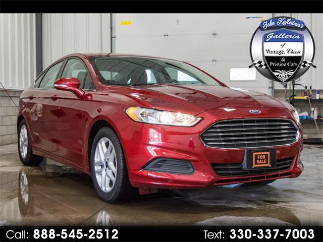 Picture of '16 Fusion - O6AS