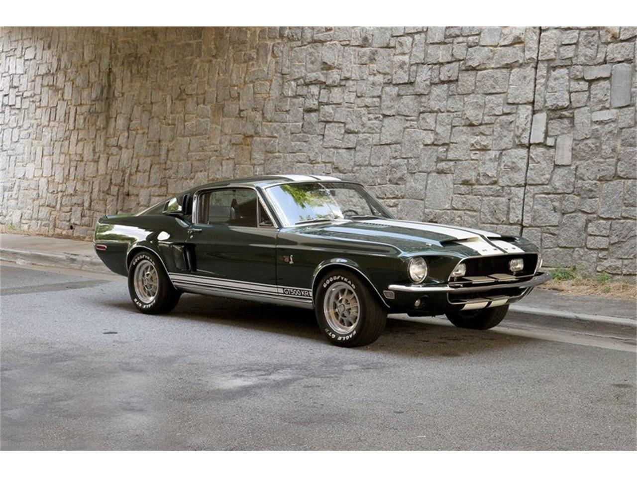 1968 Shelby Gt500 For Sale Classiccars Com Cc 1127913