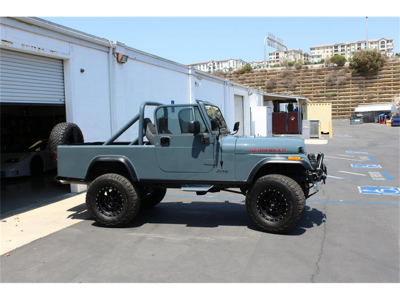1984 Jeep Cj8 Scrambler For Sale Cc 1127919 Wiring Harness Large Picture Of 84 O6b3