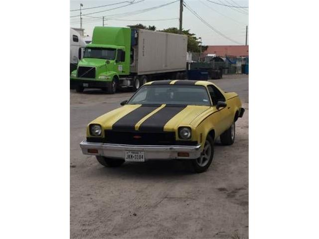 Picture of Classic '73 Chevrolet El Camino - $9,495.00 Offered by  - O0T4